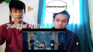 CNBLUE - Then, Now, And Forever ( MORE THAN REACTION with Sutan El-rizal & M. Ghozali)