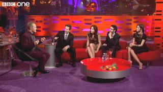 Mark Wahlberg Operates the Red Chair - The Graham Norton Show - Series 10 Episode 16 - BBC One