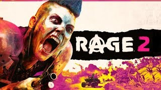Rage 2 -- Gameplay Trailer | Uncharted Gamers