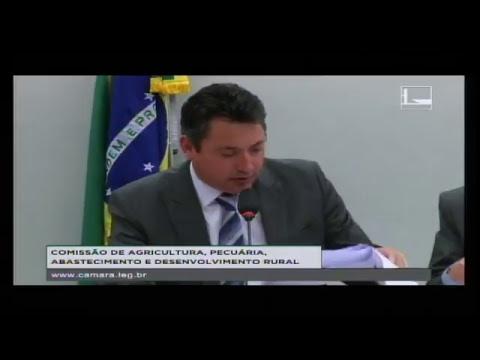 AGRICULTURA, PECUÁRIA, ABASTECIMENTO DESENV. RURAL - Reunião Deliberativa - 23/08/2017 - 10:47