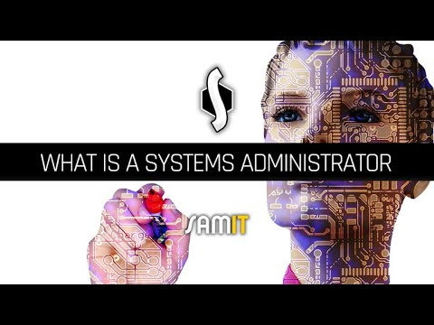 What Is a Systems Administrator