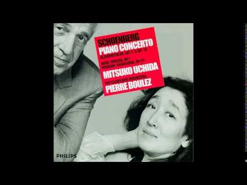 Mitsuko Uchida: Works of Schoenberg, Berg, Webern