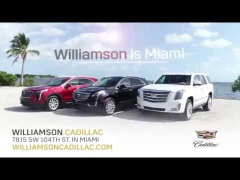 Williamson Cadillac Buick Gmc Season S Best Sales Event 11 2018