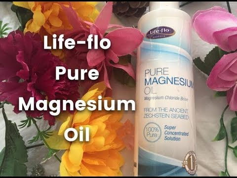 MAGNESIUM OIL REVIEW | LIFE-FLO