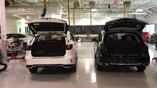 2018 Lexus RX 350 L 7 Seater vs 2018 Acura MDX 7 Seater