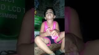 My little angel,Aaditi at its best!