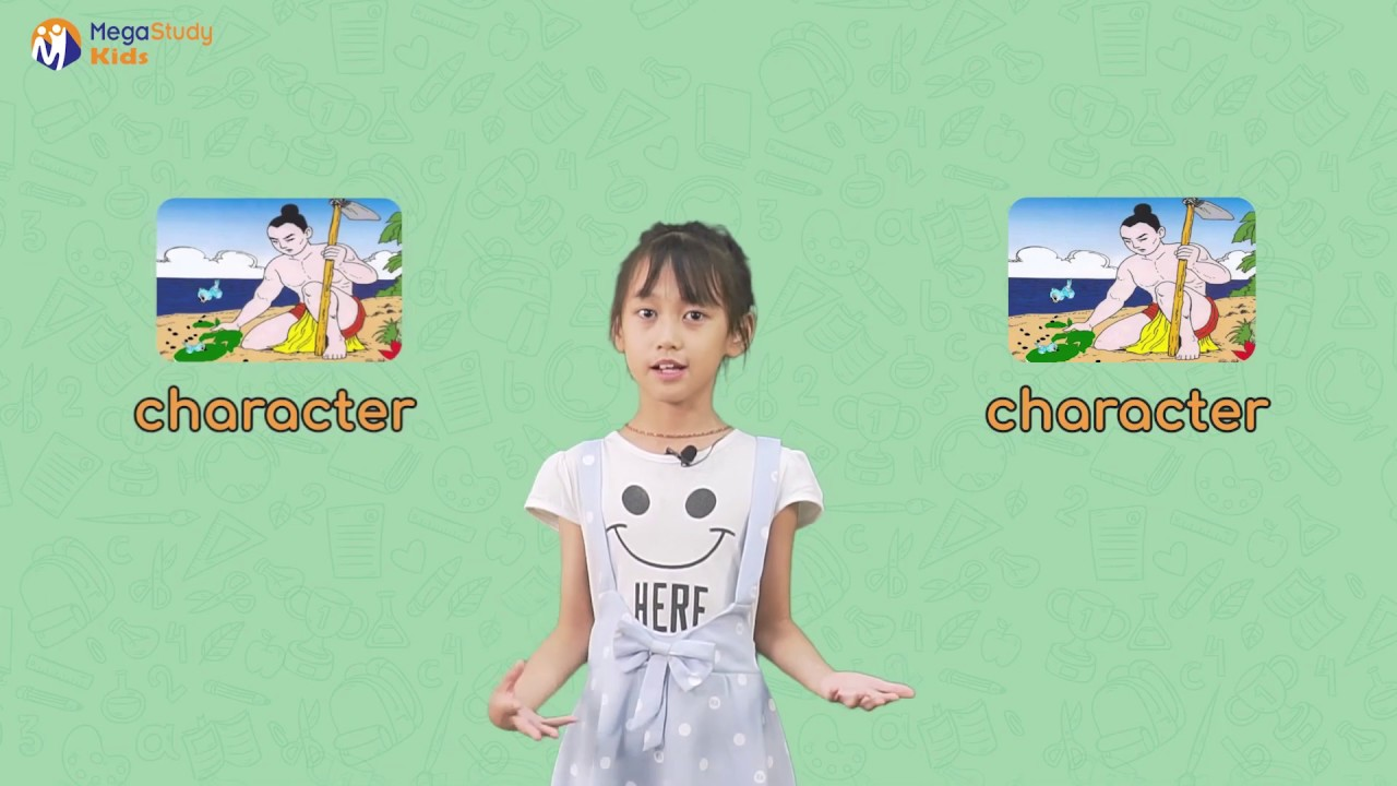 Từ vựng Tiếng Anh lớp 5 – Unit 14: What happened in the story? (P1) | Megastudy Kids
