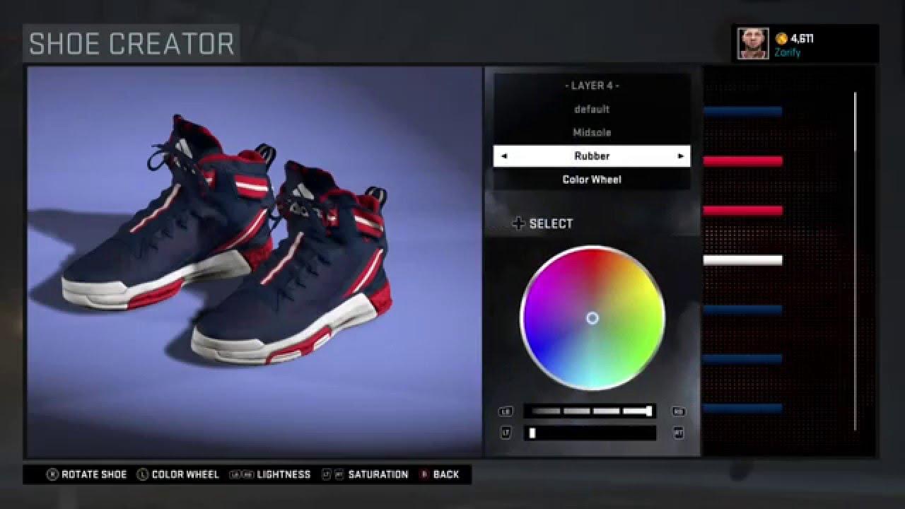 adidas d rose 6 custom