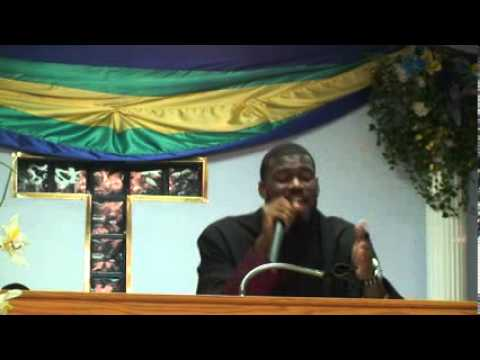 Minister Terrell Cobb Part 2- I'm Breaking Out