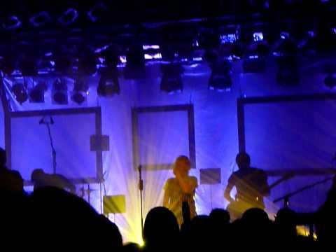 Klee - wunschfrei (live im Übel & Gefährlich Hamburg 23.10.2011)