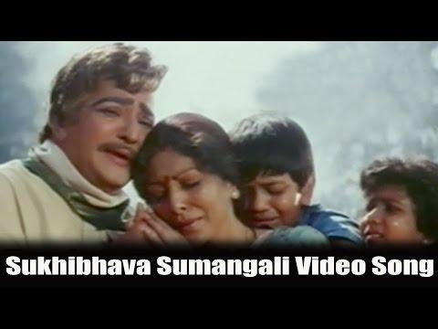 Major Chandrakanth Movie | Sukhibhava Sumangali Video Song