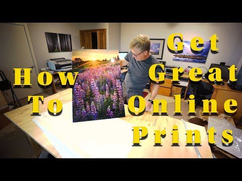 How To Get Great Online Prints