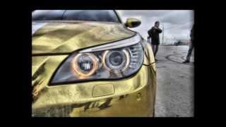 эрик давидович и Забытая BMW M5 Gold