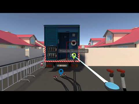 Virdys Studio - Enedis Serious Game VR