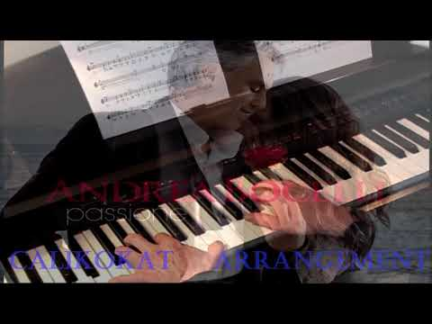 Perfidia - Andrea Bocelli - Piano