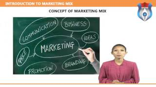 INTRODUCTION TO MARKETING MIX