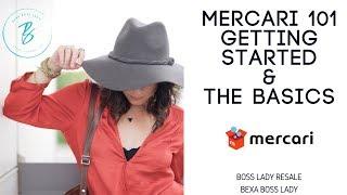 Mercari 101 - The Basics of Getting Started to Sell on Mercari!