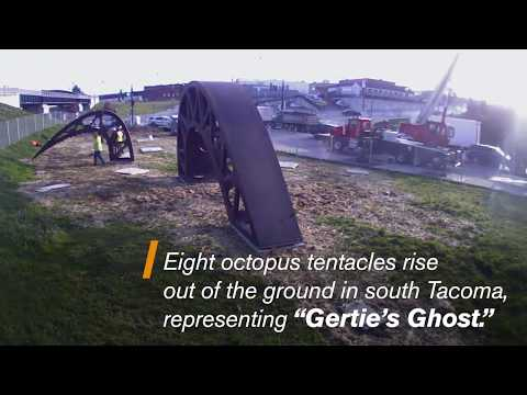 Gertie's Ghost rises in Tacoma
