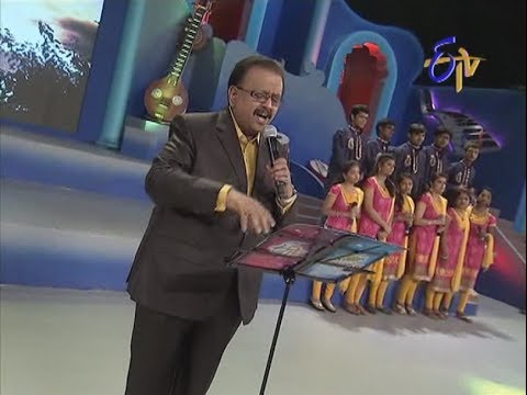 Swarabhishekam - SP Balasubrahmanyam Performance - Nuvvu Leka Anadhalam Song - 15th June 2014