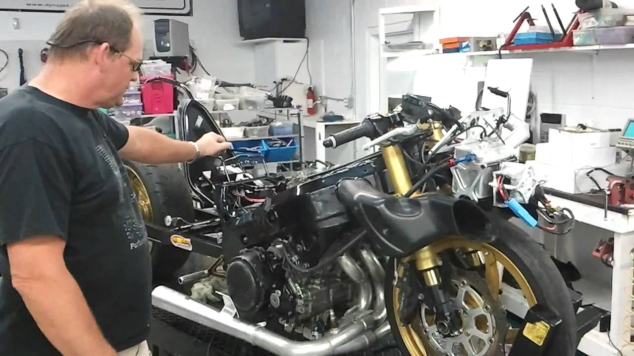 Holley HP on Grudge Busa