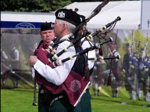World Pipe Band Championship August 2012