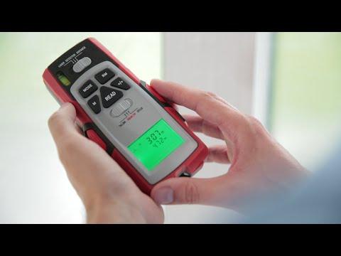Ultraschall Entfernungsmesser Powerfix : Produktvideo powerfix multifunktionsdetektor lidl lohnt sich