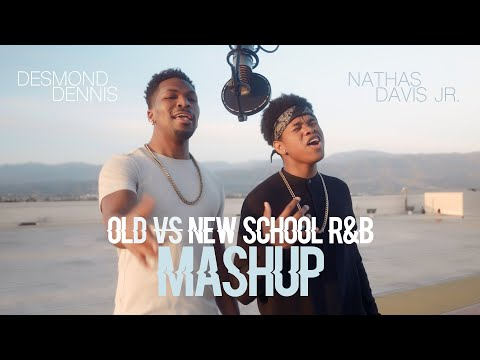 Cardi B - Be Careful | Old vs New R&B Mashup (Desmond Dennis & Nathan Davis Jr)