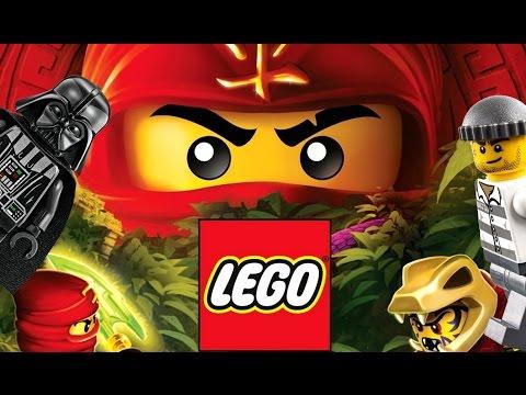 Оживляем 3D Каталог LEGO Январь-Июль 2015. Лего Сити, Ниндзяго, Star Wars. Обзор на русском языке