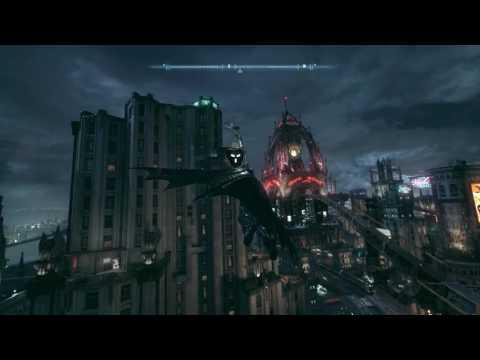 Batman  Arkham Knight - GTX 1070 ZOTAC AMP - ULTRA 2K RESOLUTION