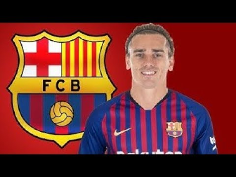 Antoine Griezmann ● Welcome to Barcelona 2019 ● Skills & Goals 🇫🇷