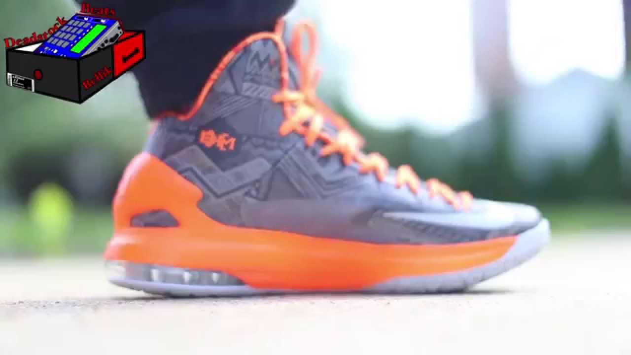 "Nike KD 5 ""Black History Month"" BHM On Feet (eXimus Beat ...Black History Month Kd 4"