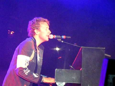 COLDPLAY - POLITIK - LOS ANGELES - 7/18/09