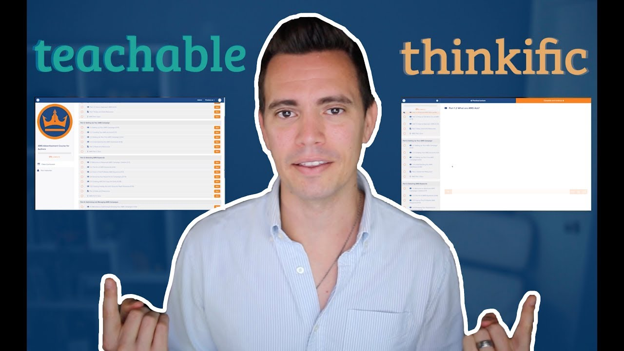 Thinkific vs Teachable: Which is Course Builder is Better?