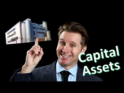 What Are Capital Assets?
