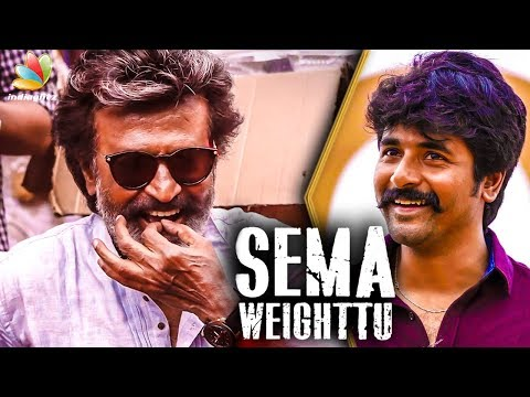 Sivakarthikeyan's Hilarious Comment on Semma Weightu : Arun Raja Kamaraj Interview | Kaala