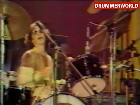 ANDY NEWMARK: Crotch Music - 1974 - great drumming!!!