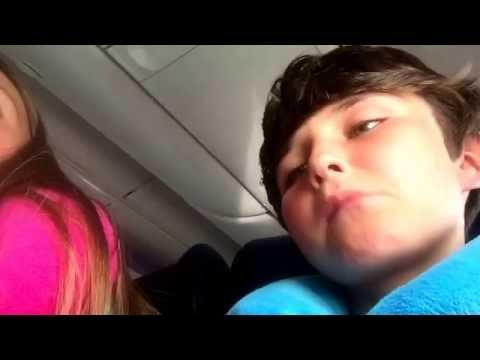 Vlog#1 Coming Back To Virginia!!!!