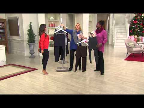 Legacy Cotton Ankle Length Skirted Leggings with Leah Williams
