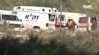 مقتل فلسطيني وإصابة 3 جنود إسرائيليين قرب رام الله
