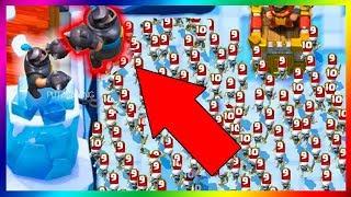 ESSAYEZ DE NE PAS DEVENIR FOU !!! (99% IMPOSSIBLE) #55 // Clash Royale