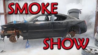 Smoke Show! Dodge Charger SRT-8 Rebuild Finale
