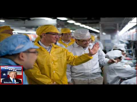 Apple To Manufacture In The United States