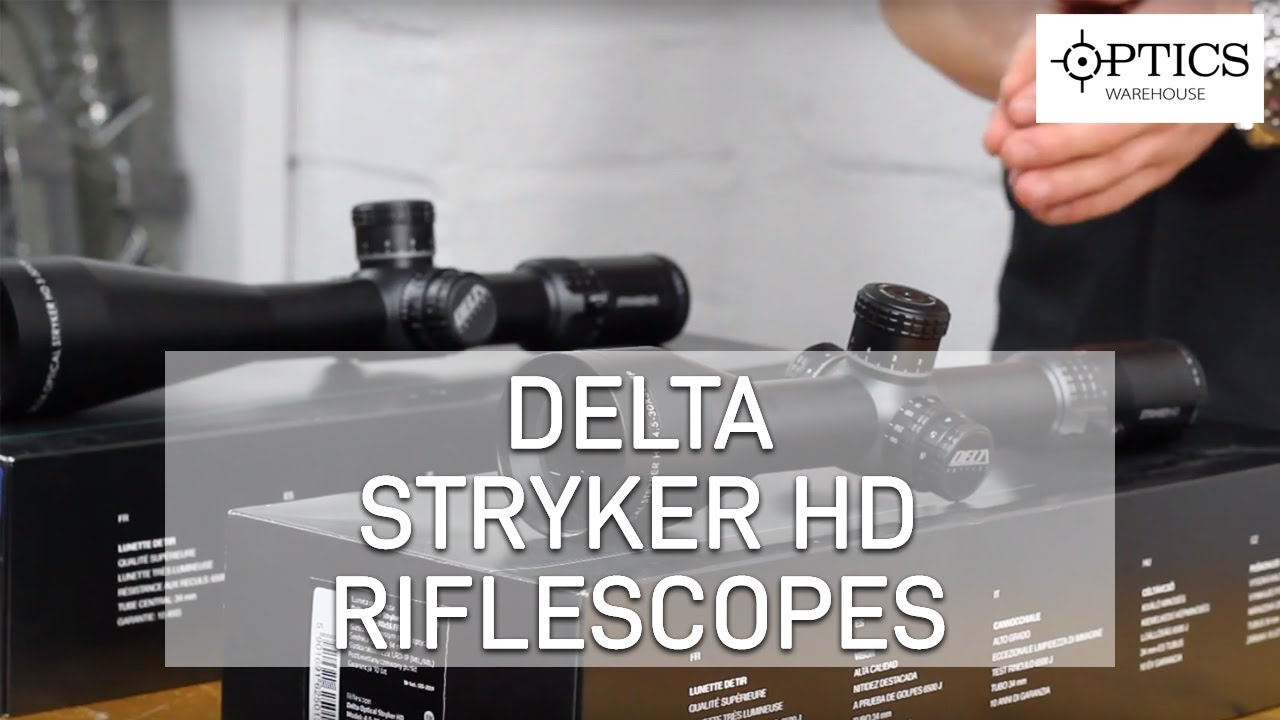 Quick fire review delta stryker hd sfp and delta stryker