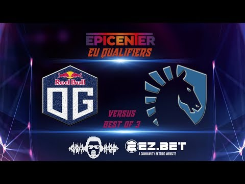 OG VS Liquid    EPICENTER 2019   Playoffs   Best of 3