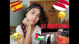 ATOUNA EL TOUFOULE Cover by SABYAN (SPANISH REACTION/WITH INDONESIAN SUBTITLE)ردة فعل فتاة