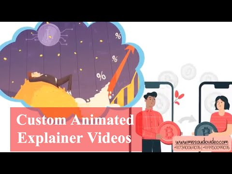 ✅Animated Video Production Crypto Lending Platform | Animated Explainer Video Production Crypto Loan