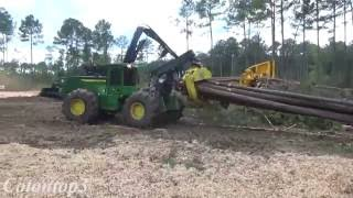 John Deere Forestry- Midsouth Forestry show