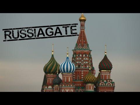 Russia Collusion and the Trump Dossier