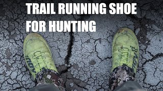 Trail Running Shoe For HUNTING? Breakdown of the Inov-8 Mudclaw 300