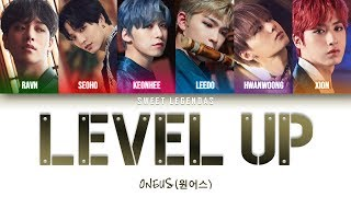 Oneus (원어스) - level up (legendado rom|pt-br|eng)